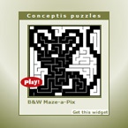 Add Maze-a-Pix Interactive to your blog or website