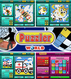 Puzzler World PC: Prove your puzzling prowess (Free PC tryout)