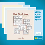 New line of casual puzzle games debuts with Mix Sudoku Light Vol.1