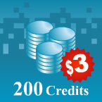 New entry-level Credit pack for just $3