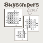 Skyscrapers Light Vol 1
