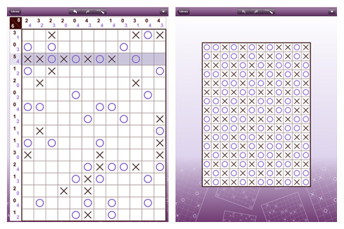 Tic-Tac-Logic for iPad and iPhone (iPad)
