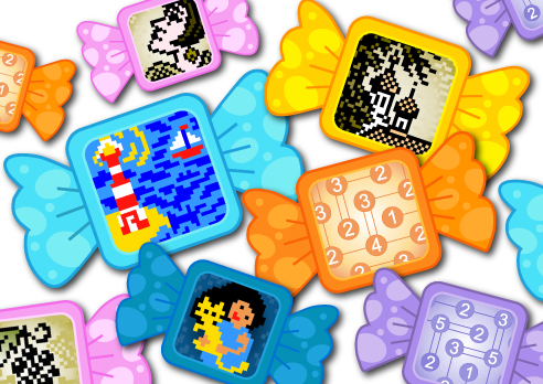 Introducing Puzzle Snacks: Low-Cost Fun Packs for your Conceptis iPhone and iPad Apps