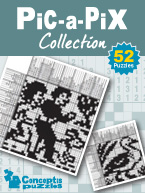 Pic-a-Pix Collection: Cover