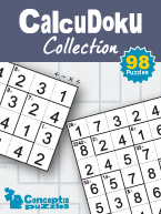 CalcuDoku Collection: Cover