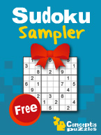 Sudoku Sampler: Cover