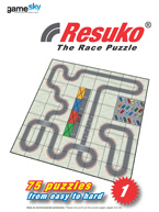 Resuko, The Race Puzzle: Cover