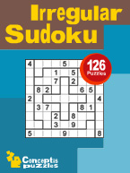 Irregular Sudoku: Cover