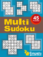 Multi Sudoku: Cover