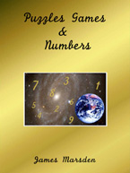 Puzzles, Games &amp; Numbers: Cover