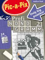 Pic-a-Pix Profi-Nonogramm 21: Cover