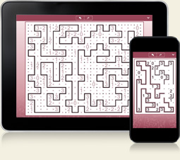 Slitherlink for iPad and iPhone