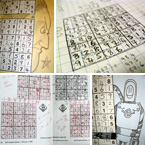 7 Inspiring examples of doodles, comments and notes while solving Sudoku