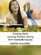 Enjoying Math: Learning Problem Solving with KenKen Puzzles