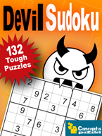 132 Toughest Sudoku Puzzles That Will Put Your Expertise to The Test