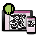 Cross-a-Pix Now Also for Android Devices
