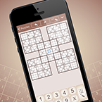 New: MultiSudoku for iPhone