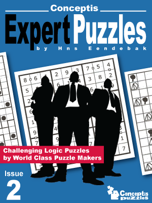 Conceptis Puzzle Experts Issue 2