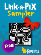 Link-a-Pix Sampler: Cover