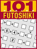 101 Futoshiki: Cover
