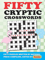 Cryptic Crosswords 1: Cover
