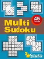 Multi Sudoku: Cover