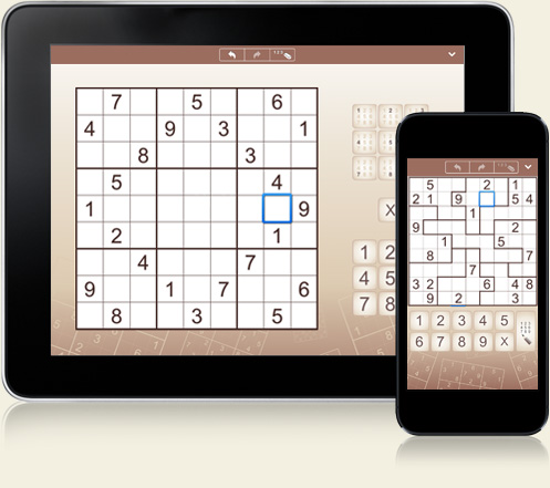 Sudoku for iPhone and iPad