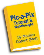 Pic-a-Pix Tutorial and Walkthroughs