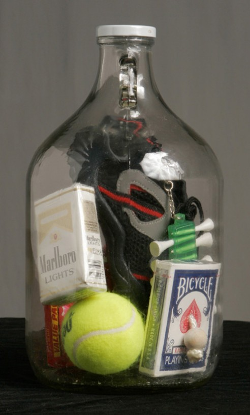 Multi item Bottle