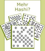 Hashi (Brückenbau-Rätsel)