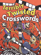 Terribly Twisted Crosswords: Cover