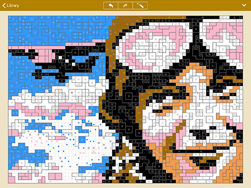 Sym-a-Pix for iPhone and iPad (iPad)
