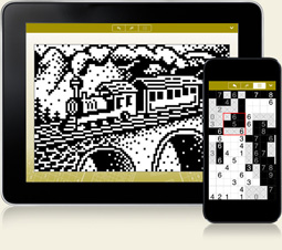Fill-a-Pix for iPhone, iPad and Android