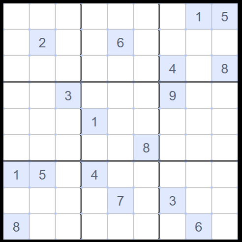 A Sudoku You'll Never Solve: Puzzle