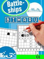 Battleships Bimaru 01: Cover