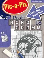 Pic-a-Pix Profi-Nonogramm 18: Cover