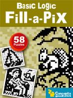 Basic Logic Fill-a-Pix: Cover
