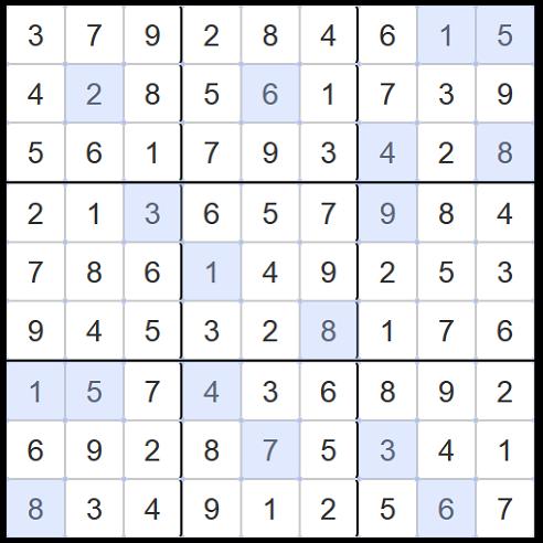 A Sudoku You'll Never Solve