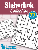 Slitherlink Collection: Cover