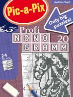 Pic-a-Pix Profi-Nonogramm 20: Cover