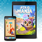 Introducing Pix-o-Mania for iOS and Android