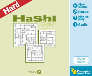 Hashi Light Vol 2