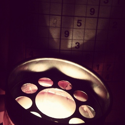 POWER CUT SUDOKU - 21 Inspiring Sudoku Moments Captured by Instagramers #12