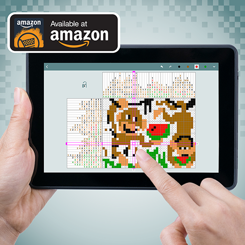 Pic-a-Pix Now Available on Amazon Appstore