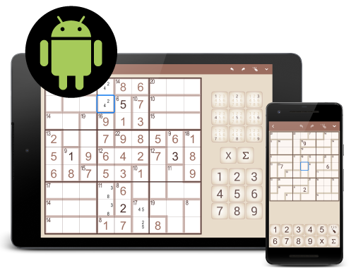 Released: SumSudoku for Android