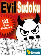 Evil Sudoku: Cover