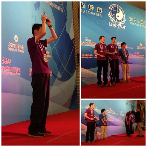 Puzzled in Beijing: Pictures from the 2013 World Sudoku and World Puzzle Championships [The 8th World Sudoku Championship 2013 Individual winners]