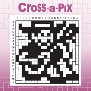Cross-a-Pix: New Logic Puzzle Brings New Challenges