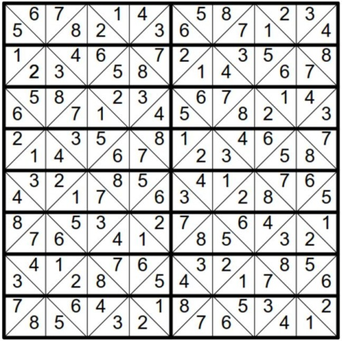 Will Sudoku with Horizontal Rectangular Boxes
