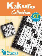 Kakuro Collection: Cover